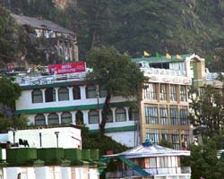 Your vacation rental at Hotel Green Castle Studio in the heart of Mussoorie