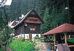 Your vacation rental at a charming Slovak Alpine cottage close to the Ski runs