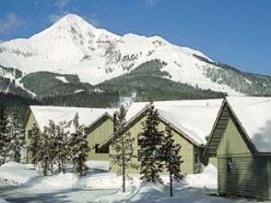 Your Mountain Lodge Rental overlooking Lone Mountain